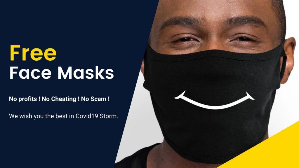 Free Mask Banner 2 - Dragon Ball Store