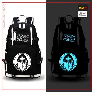 Dragon Ball Backpack  Fluorescent Genie Turtle Default Title Official Dragon Ball Z Merch