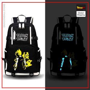 Dragon Ball Z Backpack  Super Saiyan Fluorescent Default Title Official Dragon Ball Z Merch