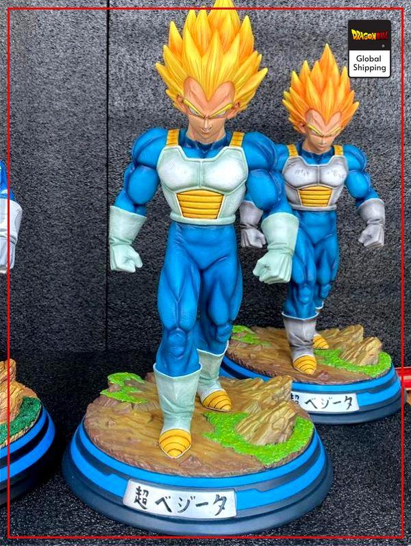 Collector Figure Vegeta Super Saiyan Default Title Official Dragon Ball Z Merch