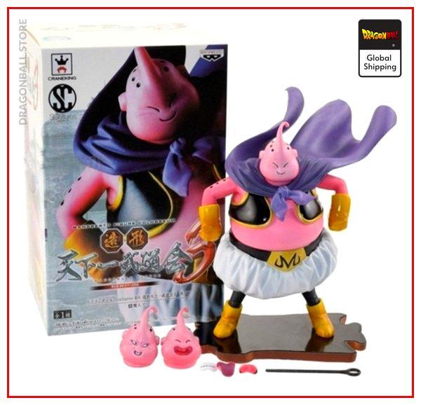 DBZ Figure Majin Boo V2 Default Title Official Dragon Ball Z Merch