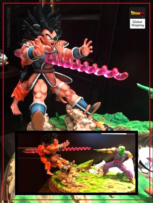 Collector Figure Piccolo vs Raditz Default Title Official Dragon Ball Z Merch