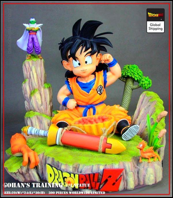 Collector Figure Son Gohan Default Title Official Dragon Ball Z Merch