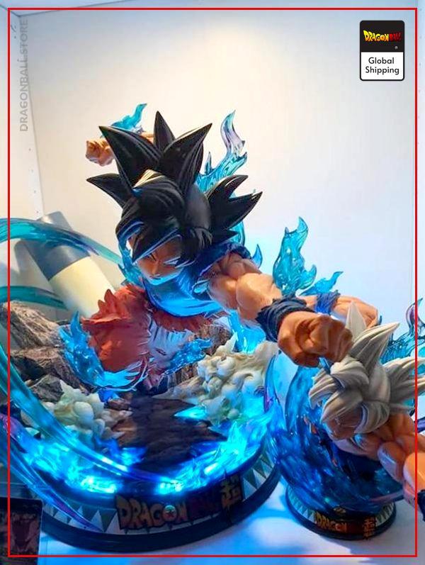 Collector Figure Sangoku Ultra Instinct Default Title Official Dragon Ball Z Merch