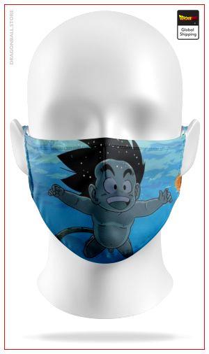 Dragon Ball Z Mask 1 mask Official Dragon Ball Z Merch