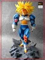 Collector figure  Trunks SSJ Grade 3 Default Title Official Dragon Ball Z Merch