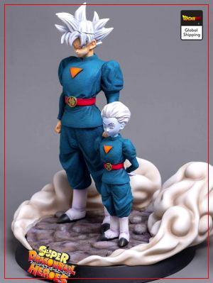 Collector Figure Goku Heroes Default Title Official Dragon Ball Z Merch
