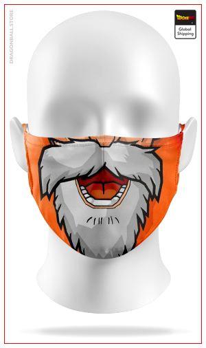 Dragon Ball Z Mask Awesome Turtle 1 mask Official Dragon Ball Z Merch