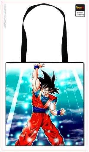Dragon Ball Z Tote Bag Genkidama Default Title Official Dragon Ball Z Merch