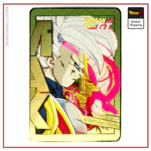 Dragon Ball GT Card Baby Vegeta Default Title Official Dragon Ball Z Merch