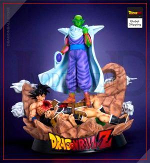 Collector Figure Piccolo, Goku & Raditz Default Title Official Dragon Ball Z Merch