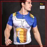 Compression T-Shirt  Vegeta XL Official Dragon Ball Z Merch