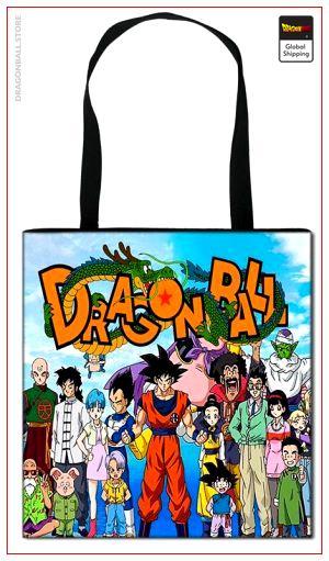 Dragon Ball Tote Bag Saga Z Default Title Official Dragon Ball Z Merch