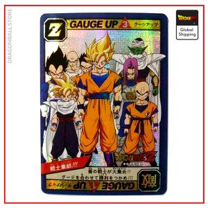 Dragon Ball Z Card Universe 7 Version 1 Official Dragon Ball Z Merch