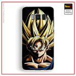 Samsung DBZ Case Goku SSJ1 Samsung S6 Official Dragon Ball Z Merch