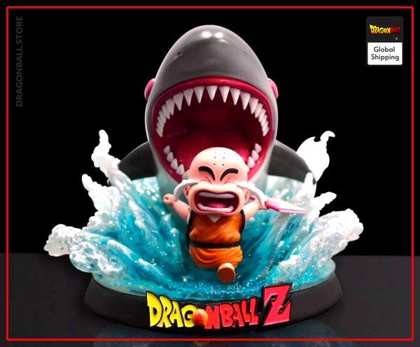 Collector Figure Krilin Fanart Default Title Official Dragon Ball Z Merch