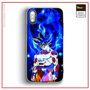 DBS iPhone Case Primitive Instinct iPhone XS Max Official Dragon Ball Z Merch