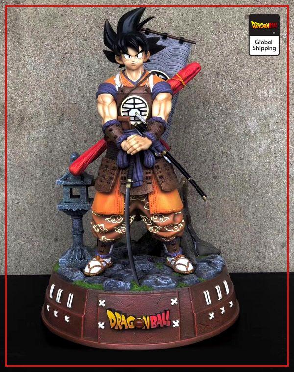 Collector Figure Samurai Goku Default Title Official Dragon Ball Z Merch