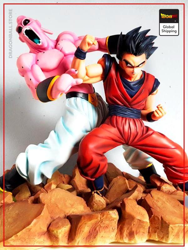 Collector Figure Gohan vs Buu Default Title Official Dragon Ball Z Merch