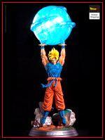Collector Figure  Genkidama Default Title Official Dragon Ball Z Merch