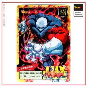 Dragon Ball Super Card Jiren Default Title Official Dragon Ball Z Merch