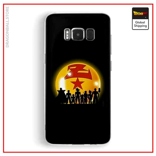 Samsung DBZ Case Crystallized Union Samsung S6 Official Dragon Ball Z Merch