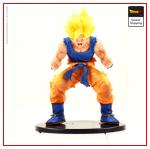 DBZ Figure Goku Super Saiyan Default Title Official Dragon Ball Z Merch