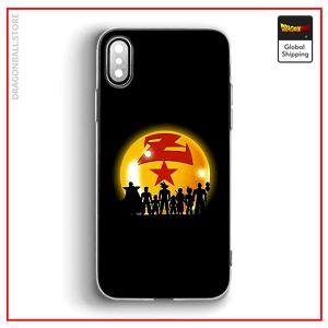 DBZ iPhone Case Crystal Ball iPhone XR Official Dragon Ball Z Merch