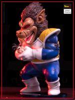 Collector Figure Vegeta Oozaru vs Goku Default Title Official Dragon Ball Z Merch