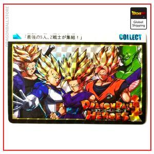 Dragon Ball Card Heroes Default Title Official Dragon Ball Z Merch