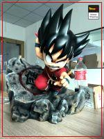 Collector Figure Sangoku Small Default Title Official Dragon Ball Z Merch