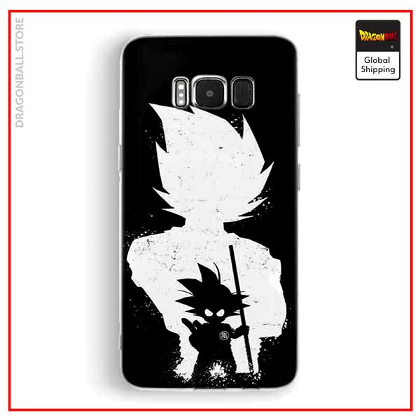 Samsung DBZ Case Saiyan Shadow Samsung S6 Official Dragon Ball Z Merch