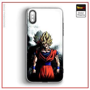 DBZ iPhone Case Saiyan Power iPhone 5 & 5S & SE Official Dragon Ball Z Merch
