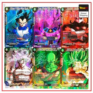 Dragon Ball Super Card Packages Tournament of Power 9 pieces V1 Official Dragon Ball Z Merch