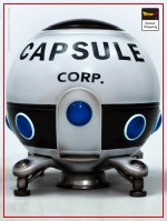 Collector figure from Capsule Corporation Default Title Official Dragon Ball Z Merch