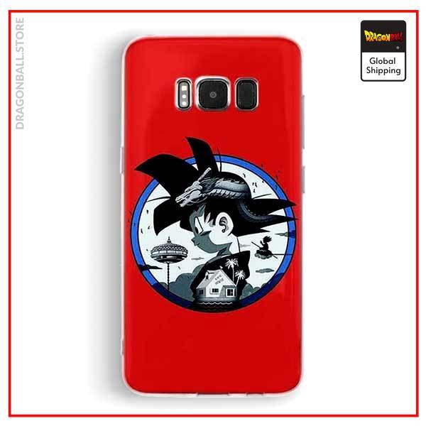 Samsung DB Case Nostalgia Goku Samsung S6 Official Dragon Ball Z Merch