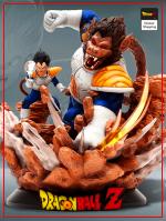 Collector Figure Vegeta Oozaru Default Title Official Dragon Ball Z Merch