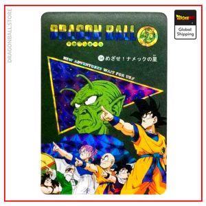 Dragon Ball Z Card God Kami-Sama Version 1 Official Dragon Ball Z Merch