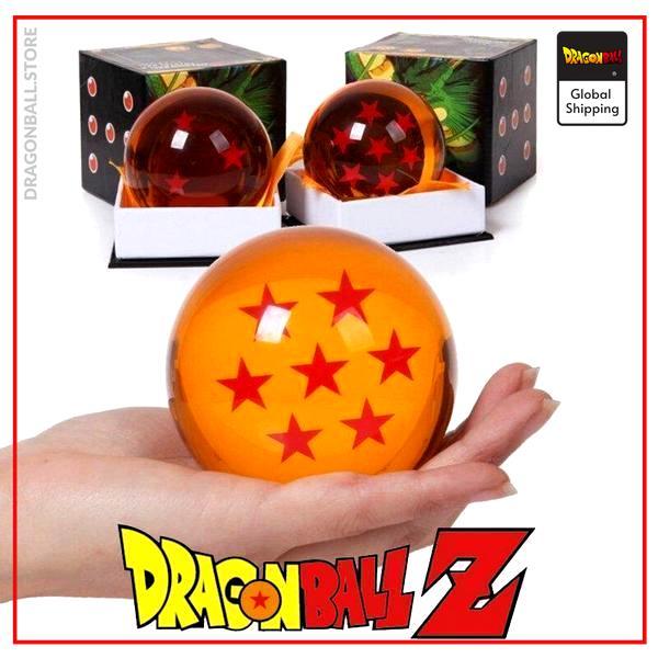 DBZ Figure  Crystal Ball 1 star Official Dragon Ball Z Merch