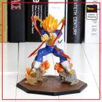 DBZ Figure  Vegeta Final Flash Default Title Official Dragon Ball Z Merch