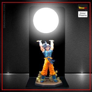 Dragon Ball LampGoku Genkidama Default Title Official Dragon Ball Z Merch