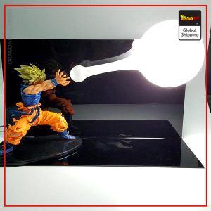 Dragon Ball Z LampGoku Kamehameha Default Title Official Dragon Ball Z Merch