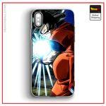 DBZ iPhone Cover His Furious Goku iPhone 5 & 5S & SE Official Dragon Ball Z Merch