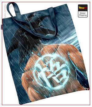 Dragon Ball Z Tote Bag Kanji Go Default Title Official Dragon Ball Z Merch