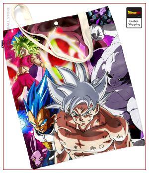 Dragon Ball Tote Bag Tournament of Power Default Title Official Dragon Ball Z Merch