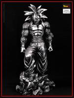 Collector Figure Goku SSJ4 Default Title Official Dragon Ball Z Merch
