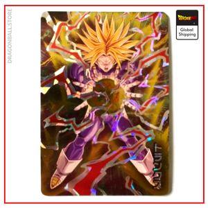 Dragon Ball Z Card Trunks Super Saiyan Grade 4 Default Title Official Dragon Ball Z Merch