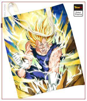 Dragon Ball Z Tote Bag Majin Vegeta Default Title Official Dragon Ball Z Merch