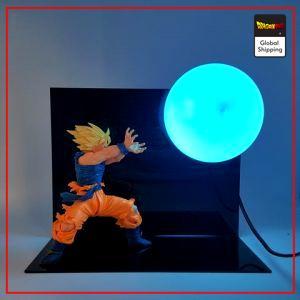 Dragon Ball Z LampGoku Super Saiyan 1 Default Title Official Dragon Ball Z Merch