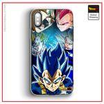 DBS iPhone Vegeta shell iPhone 5 & 5S & SE Official Dragon Ball Z Merch